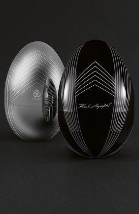 Набор столовых приборов на 6 персон mood egg karl lagerfeld CHRISTOFLE серебряного цвета, арт. 00066299   Фото 3