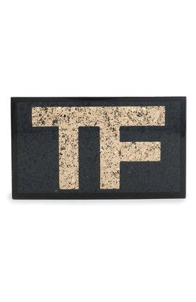 Женский клатч evening box TOM FORD черного цвета, арт. L1124T-X57   Фото 1