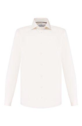 Мужская хлопковая сорочка ETON кремвого цвета, арт. 3441 79511 | Фото 1