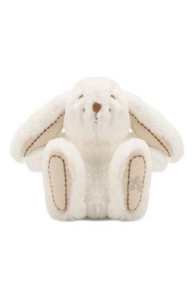 Детского плюшевая игрушка кролик TARTINE ET CHOCOLAT белого цвета, арт. T30130H | Фото 1