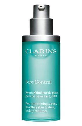 Женская сыворотка, сужающая поры pore control CLARINS бесцветного цвета, арт. 80037370 | Фото 2