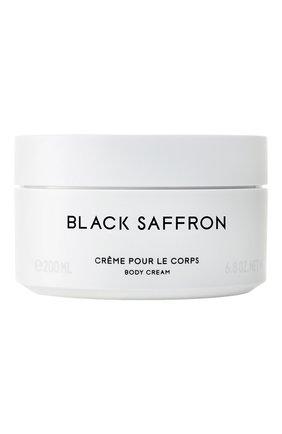 Крем для тела Black Saffron | Фото №1