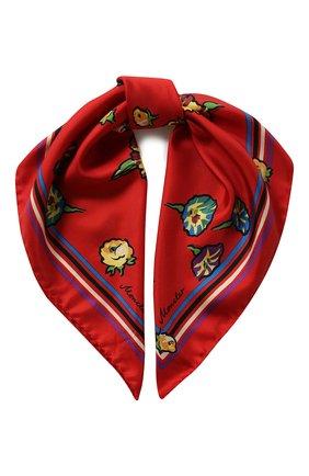 Шелковый платок Moncler Grenoble | Фото №1