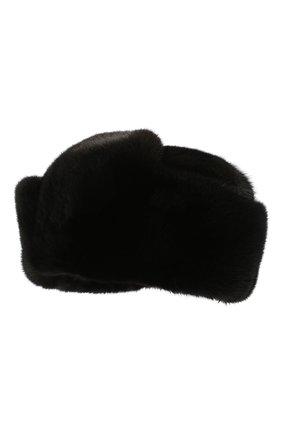 Меховая шапка-ушанка | Фото №2