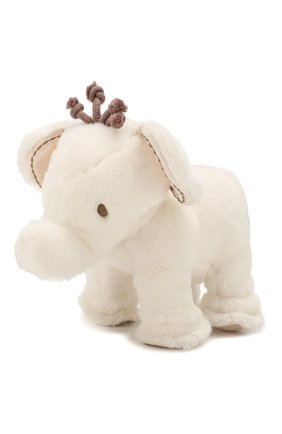 Детского плюшевая игрушка слон TARTINE ET CHOCOLAT белого цвета, арт. T30110H | Фото 1