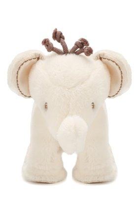 Детского плюшевая игрушка слон TARTINE ET CHOCOLAT белого цвета, арт. T30110H | Фото 2