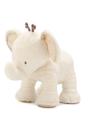 Детского плюшевая игрушка слон TARTINE ET CHOCOLAT белого цвета, арт. T30210H | Фото 1
