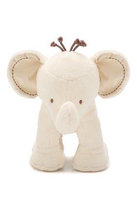 Детского плюшевая игрушка слон TARTINE ET CHOCOLAT белого цвета, арт. T30210H | Фото 2