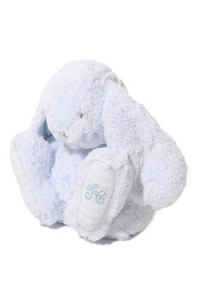 Детского плюшевая игрушка кролик TARTINE ET CHOCOLAT голубого цвета, арт. T30330H | Фото 1