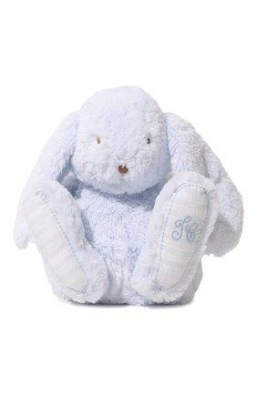 Детского плюшевая игрушка кролик TARTINE ET CHOCOLAT голубого цвета, арт. T30330H | Фото 2