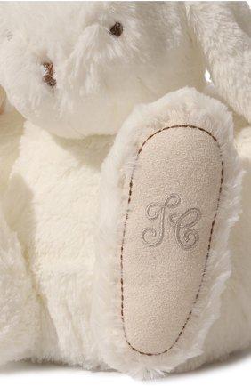 Детского плюшевая игрушка кролик TARTINE ET CHOCOLAT белого цвета, арт. T30330H | Фото 2