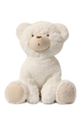 Детского плюшевая игрушка медведь TARTINE ET CHOCOLAT белого цвета, арт. T30400H | Фото 1