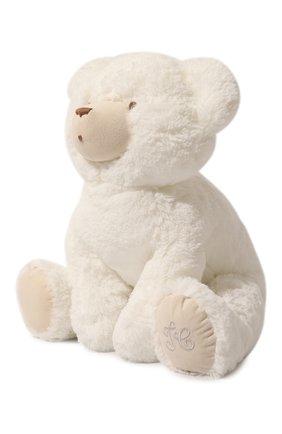 Детского плюшевая игрушка медведь TARTINE ET CHOCOLAT белого цвета, арт. T30400H | Фото 2