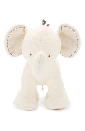Детского плюшевая игрушка слон TARTINE ET CHOCOLAT белого цвета, арт. T30310H | Фото 2