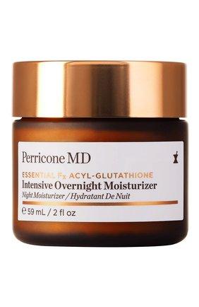 Интенсивный увлажняющий ночной крем с ацил-глутатионом Essential Fx Perricone MD | Фото №1