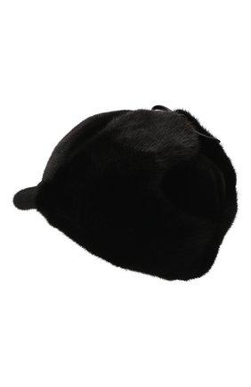 Норковая кепка Бруно | Фото №2