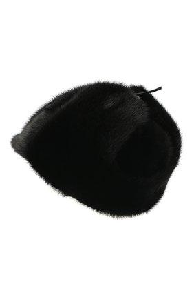 Норковая кепка Киприано | Фото №2