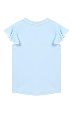 Пляжная футболка | Фото №2