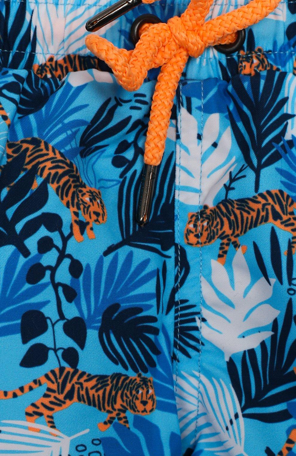 Детского плавки-шорты SUNUVA разноцветного цвета, арт. S9451 | Фото 3