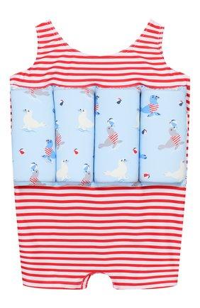 Детского купальный костюм с поддерживающими вставками SUNUVA разноцветного цвета, арт. S9462/1-6 | Фото 1