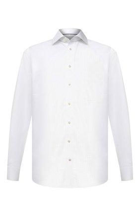Мужская хлопковая сорочка ETON белого цвета, арт. 3441 79011 | Фото 1