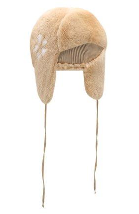 Шапка-ушанка Маргаритка | Фото №1