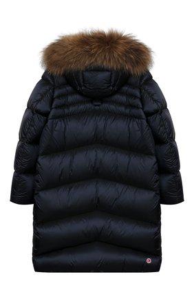 Пуховое пальто   Фото №2