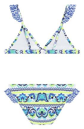 Детского раздельный купальник SUNUVA разноцветного цвета, арт. S9051/7-14 | Фото 2