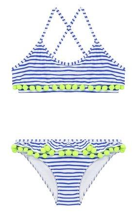 Детского раздельный купальник SUNUVA голубого цвета, арт. S9052/1-6 | Фото 1