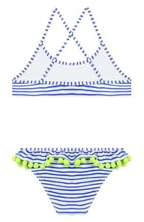 Детского раздельный купальник SUNUVA голубого цвета, арт. S9052/1-6 | Фото 2