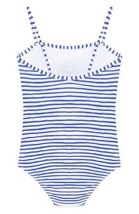 Детского слитный купальник SUNUVA голубого цвета, арт. S9057/7-14 | Фото 2