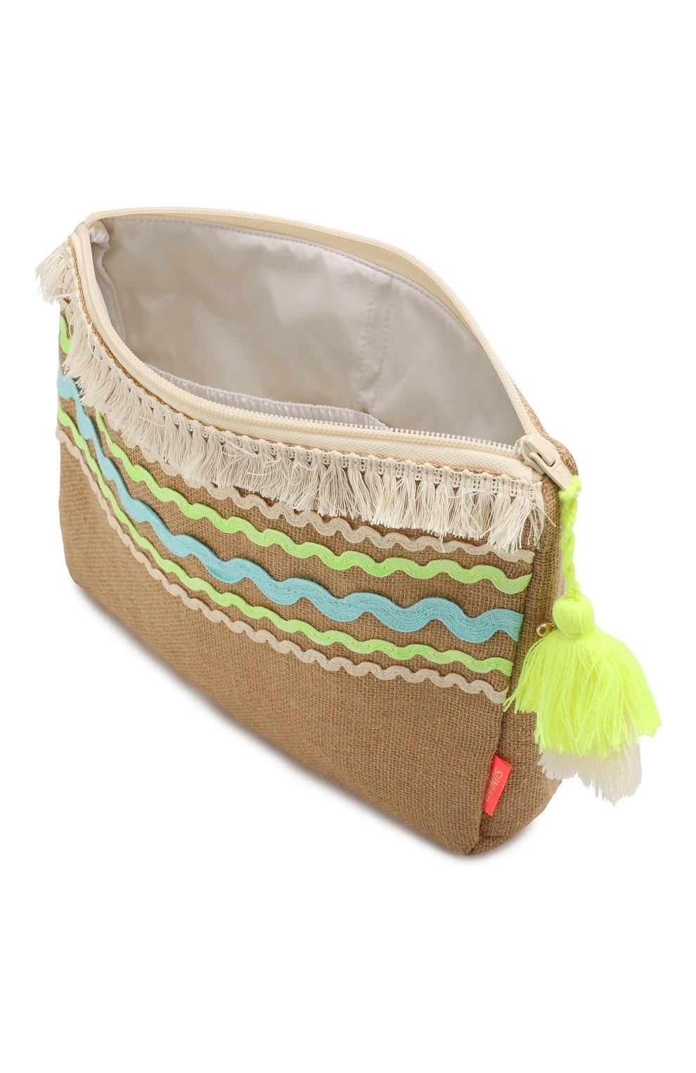 Детская текстильная косметичка SUNUVA разноцветного цвета, арт. S9905 | Фото 3