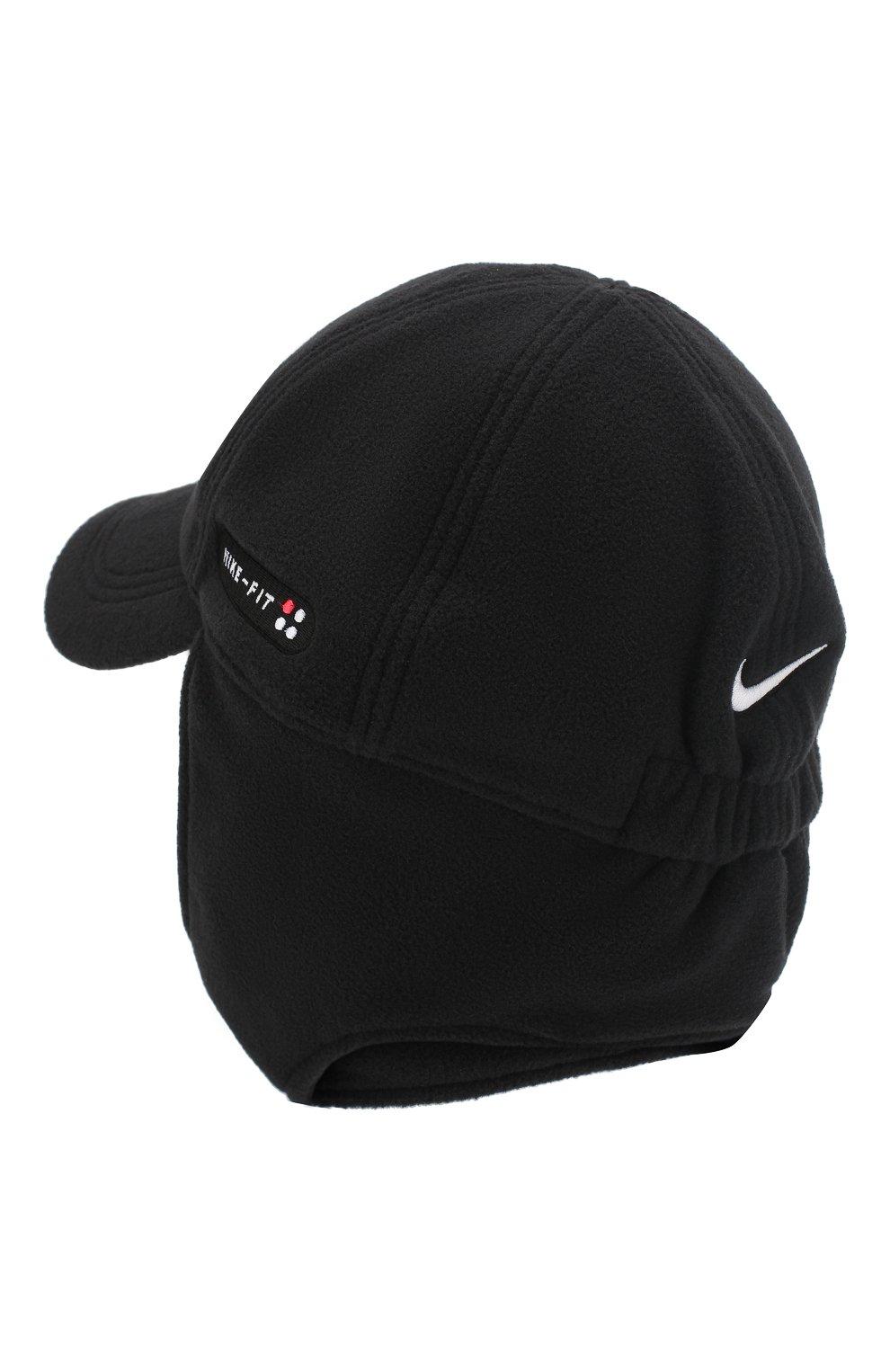 1fe77b814b4 Бейсболка Nike X Skepta H86 Earflap QS Black NikeLab черно-белого цвета