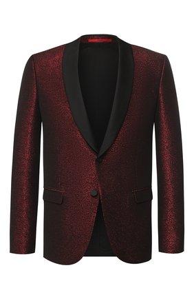 Однобортный пиджак   Фото №1