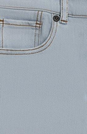 Джинсы прямого кроя   Фото №3