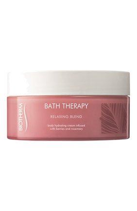 Увлажняющий крем для тела Bath Therapy Relaxing Blend | Фото №1