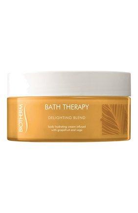 Увлажняющий крем для тела Bath Therapy Delighting Blend | Фото №1