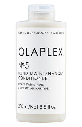 Женский кондиционер для волос no.5 bond maintenance OLAPLEX бесцветного цвета, арт. 896364002435 | Фото 1