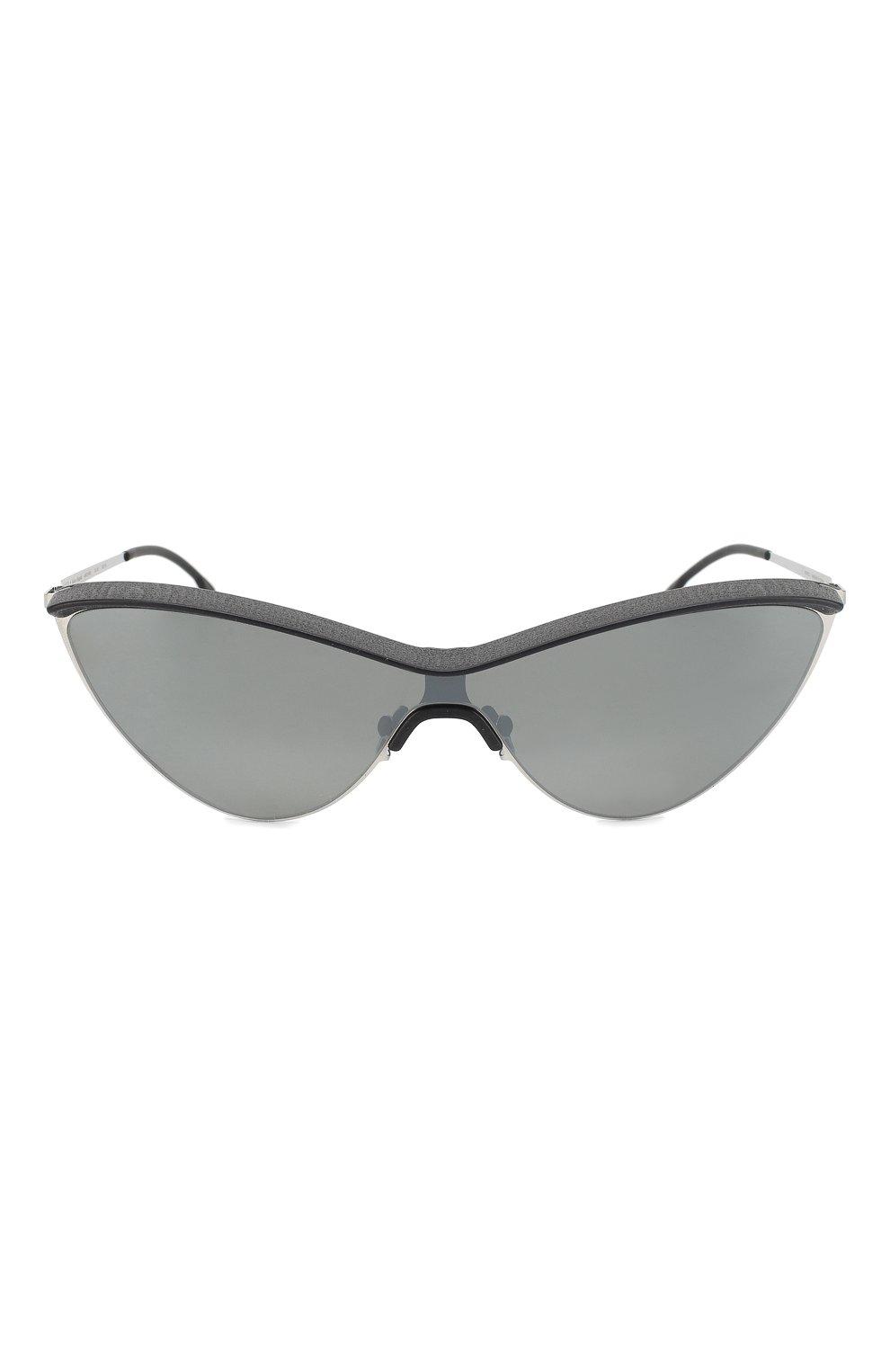 Солнцезащитные очки Maison Margiela серые   Фото №2
