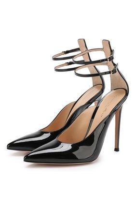 Кожаные туфли Kristi | Фото №1