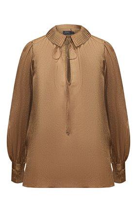 Блуза свободного кроя | Фото №1