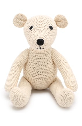 Детского хлопковая игрушка ANNE-CLAIRE PETIT бежевого цвета, арт. 300-078-025 | Фото 1