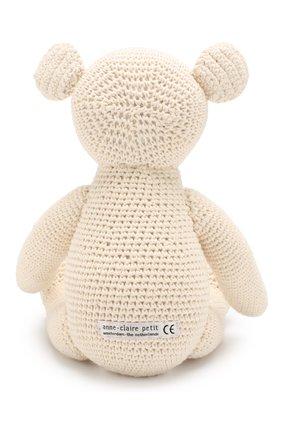 Детского хлопковая игрушка ANNE-CLAIRE PETIT бежевого цвета, арт. 300-078-025 | Фото 2