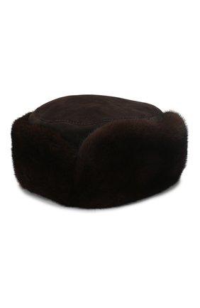 Норковая шапка Бранд | Фото №1