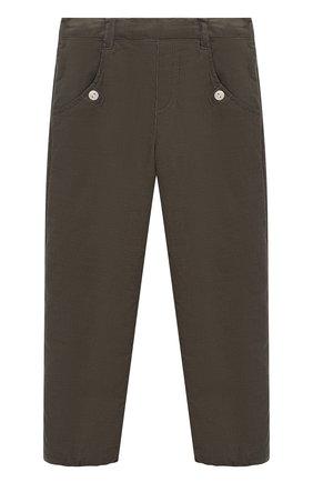 Двусторонние вельветовые брюки | Фото №1