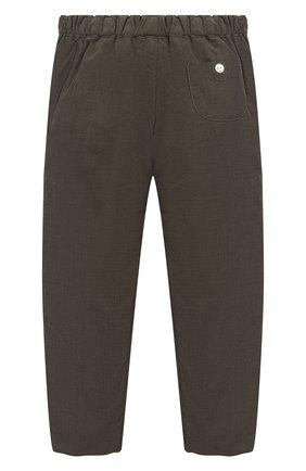 Детские двусторонние вельветовые брюки TARTINE ET CHOCOLAT хаки цвета, арт. TM22061/2A-3A   Фото 2