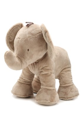 Детского плюшевая игрушка слон TARTINE ET CHOCOLAT бежевого цвета, арт. T30410H | Фото 1