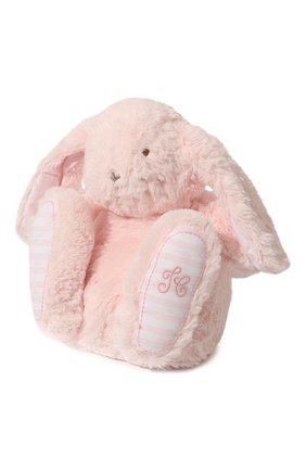Детского плюшевая игрушка кролик TARTINE ET CHOCOLAT светло-розового цвета, арт. T30330H | Фото 1