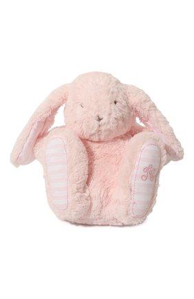 Детского плюшевая игрушка кролик TARTINE ET CHOCOLAT светло-розового цвета, арт. T30330H | Фото 2