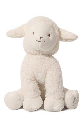 Детского плюшевая игрушка овечка TARTINE ET CHOCOLAT белого цвета, арт. T30340H | Фото 1